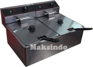 Gas Deep Fryer 6