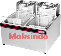 Gas Deep Fryer 8