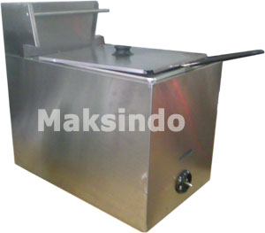 Mesin Deep Fryer Gas 3
