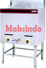 Mesin Deep Fryer Gas 6