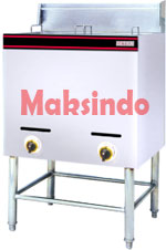 Mesin Deep Fryer Gas 7