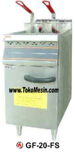 Mesin Deep Fryer Gas 8